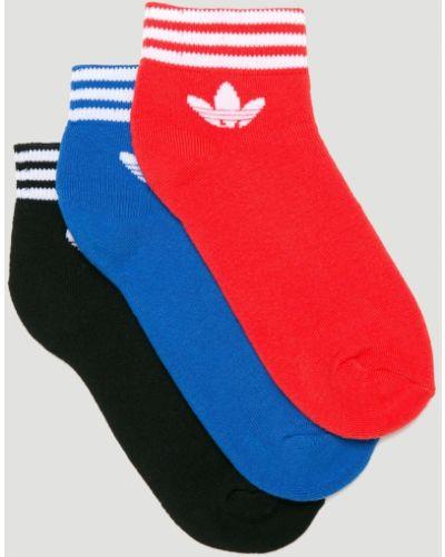 Красные колготки Adidas Originals