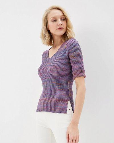 Фиолетовый пуловер 2018 Vay