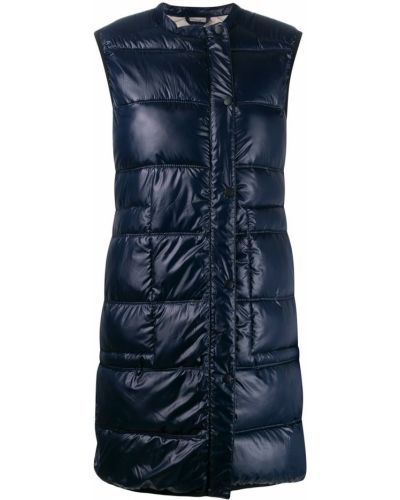 Синяя куртка Ecoalf