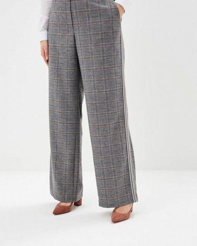 Серые брюки повседневные Samoon By Gerry Weber