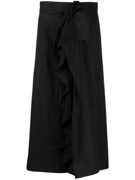 Spódnica midi ołówkowa z wysokim stanem Lemaire