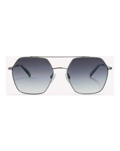 Szare okulary eleganckie Marc O Polo