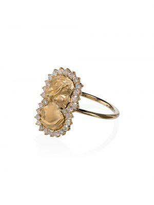 Кольцо с бриллиантом Anissa Kermiche