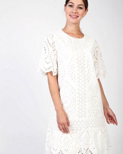 Хлопковое платье Ouí