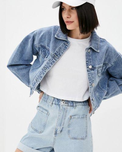 Джинсовая куртка - голубая Befree