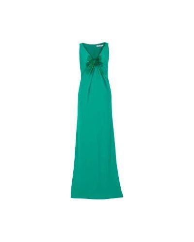 Вечернее платье летнее зеленый Frankie Morello