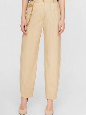Бежевые брюки Lo
