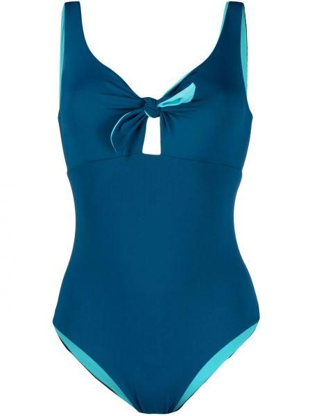 Niebieski strój kąpielowy Fisico