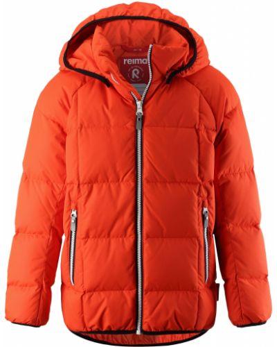 Зимняя куртка оранжевый Mothercare