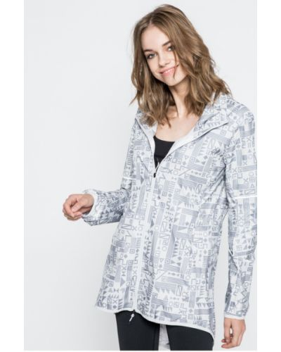 Куртка прямая облегченная для бега Adidas Performance