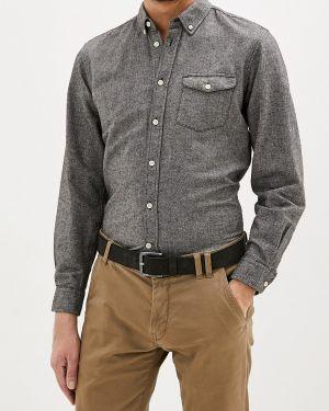 Рубашка с длинным рукавом серая Nordam