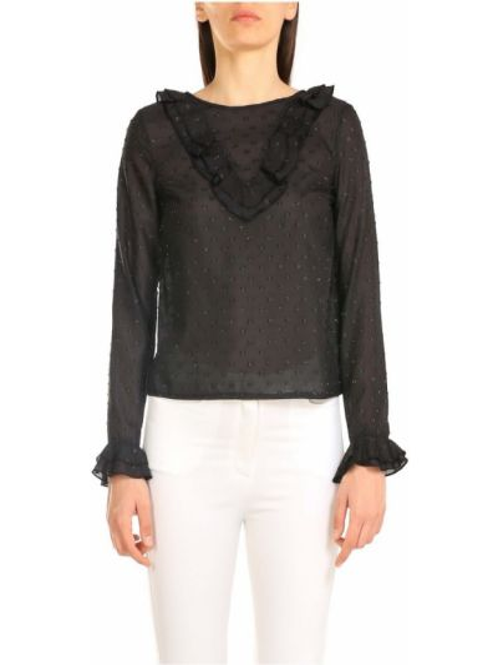 Czarna bluzka Alessia Santi