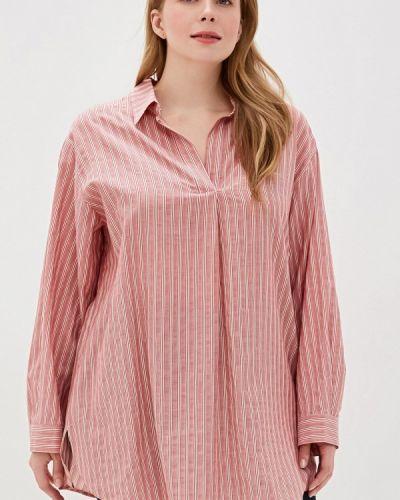 Блузка турецкий розовая Ulla Popken