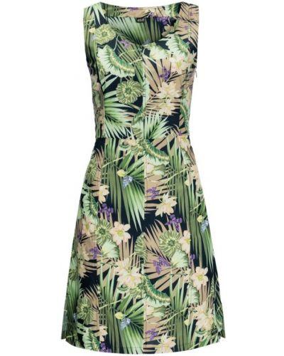 Платье с карманами - синее Jack Wolfskin