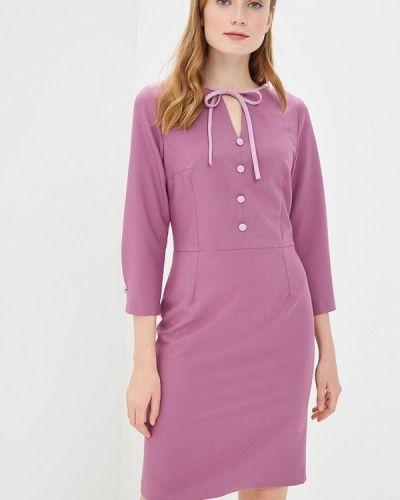 Платье фиолетовый Maison De La Robe