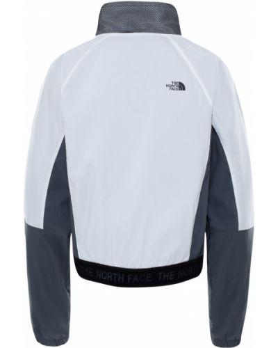 Короткая куртка на молнии на резинке The North Face
