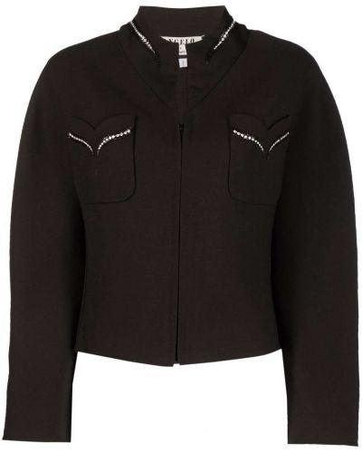 Коричневый пиджак с воротником A.n.g.e.l.o. Vintage Cult