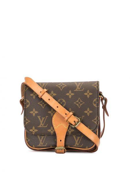 Кожаная сумка через плечо маленькая Louis Vuitton