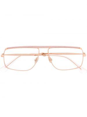Pigment do oczu z brokatem metal złoto Jimmy Choo Eyewear