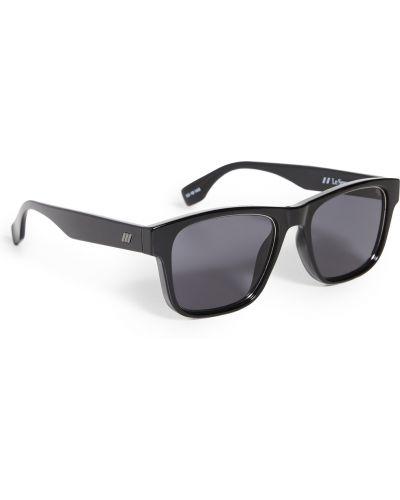 Солнцезащитные очки - черные Le Specs