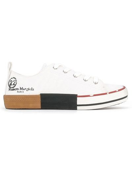Białe sneakersy Maison Margiela