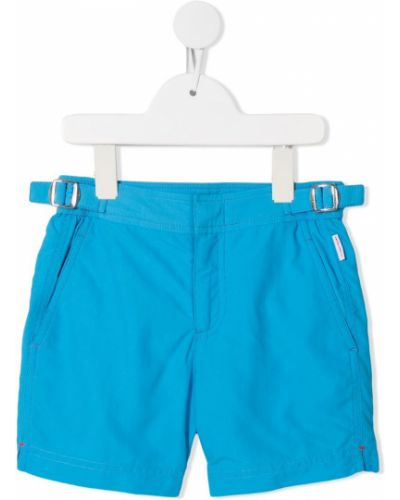 Плавки синие с карманами Orlebar Brown Kids