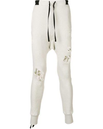 Спортивные брюки бежевый Unravel Project