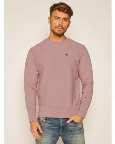 Różowa bluza Champion