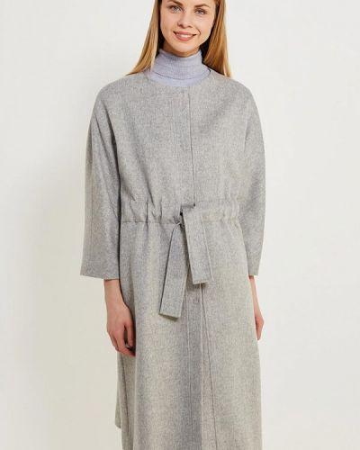 Серое пальто весеннее Parole By Victoria Andreyanova