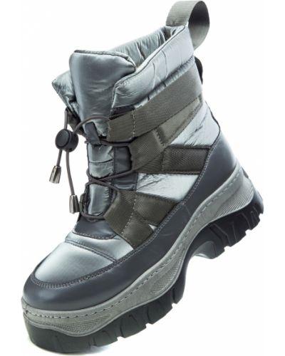 Ботинки сетчатые - серые Girnaive
