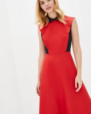 Платье - красное Genevie