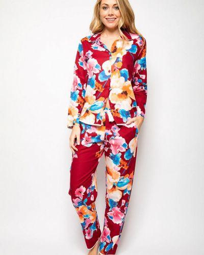 Пижамная красная пижама Cyberjammies