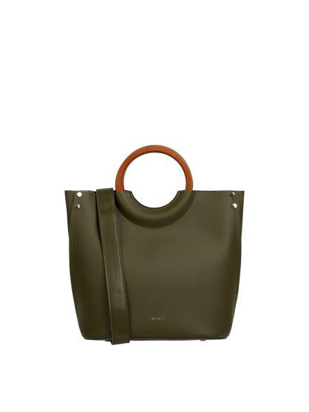 Zielona torba na ramię Inyati