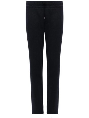Синие итальянские брюки Capobianco