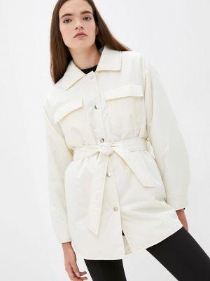 Утепленная куртка - белая Vera Nicco