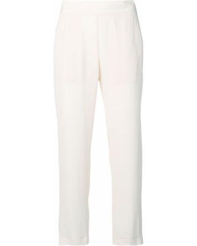 Укороченные брюки с карманами брюки-сигареты Piazza Sempione