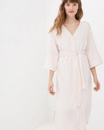 Платье - розовое Clabin