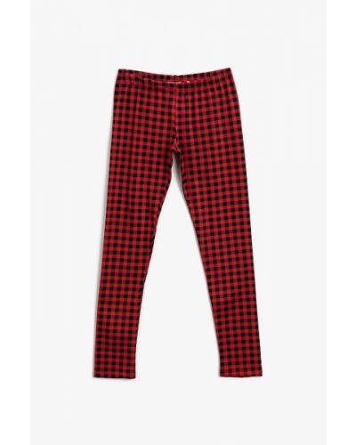 Spodnie bawełniane Koton