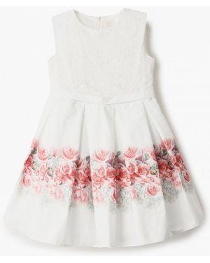 Белое платье на торжество Sly