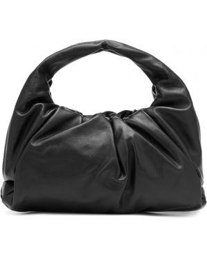 Кожаная сумка сумка-тоут на плечо Bottega Veneta