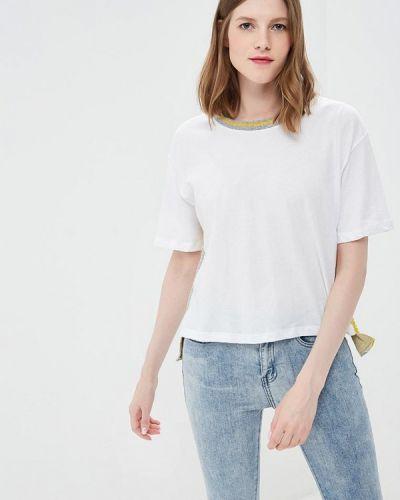 Белая футболка Rinascimento