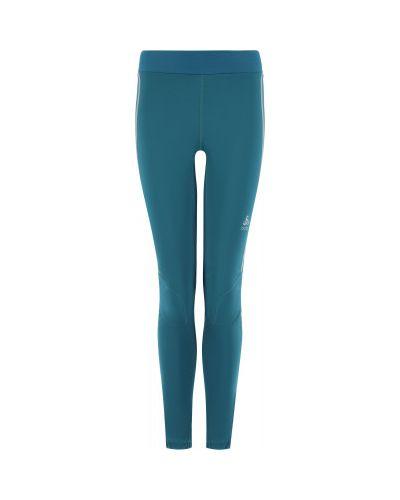 Облегающие брюки софтшелл для бега Odlo