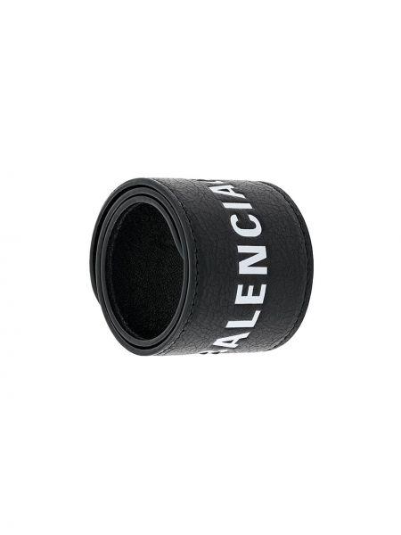 Кафф - черные Balenciaga