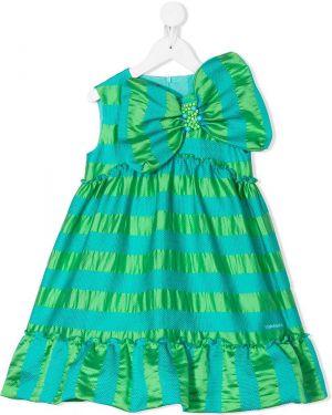 Зеленое платье Valmax Kids