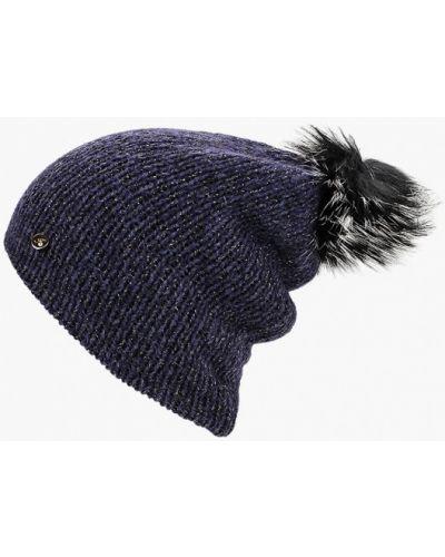 Синяя шапка осенняя Fabretti