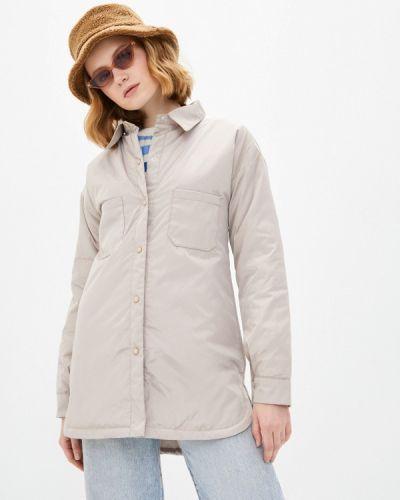 Утепленная куртка - бежевая Leotex