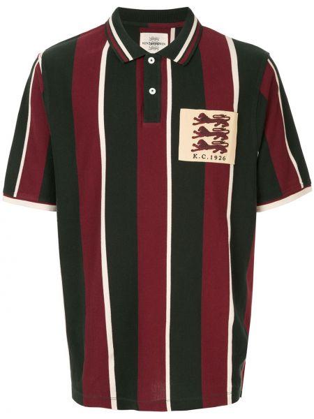 Классическая рубашка с короткими рукавами на пуговицах Kent & Curwen