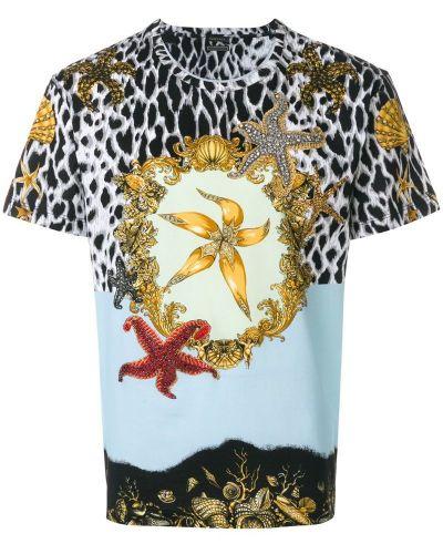 Футболка прямая Versace
