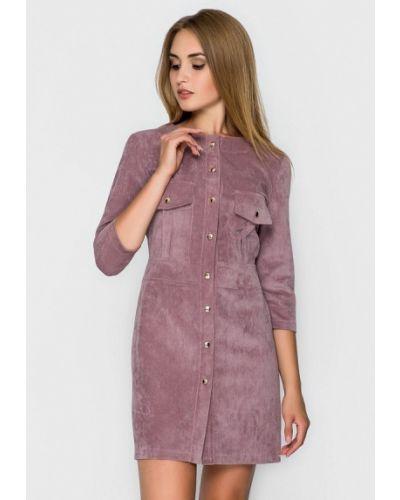 Фиолетовое платье Sk House