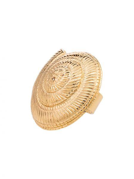 Złoty pierścionek Tohum